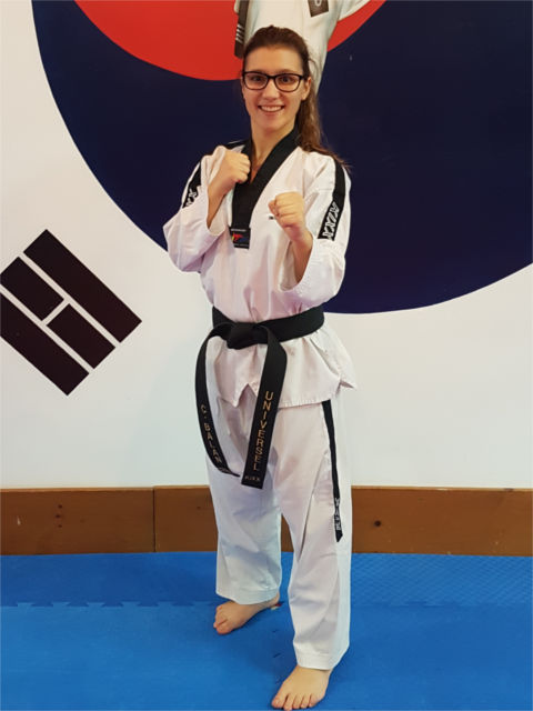 Photo of Corina Balan, instructor and coach.